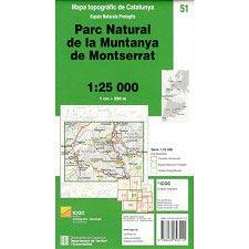 Icc (catalunya) Espais naturals de Monserrat