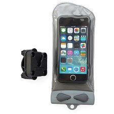 Aquapac Bike-Mounted Phone Case - Mini