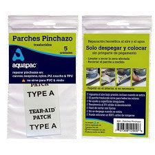 Aquapac Puncture Patches - for TPU