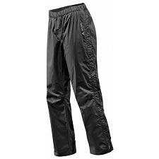 Vaude Fluid Full-Zip Pants II S/S