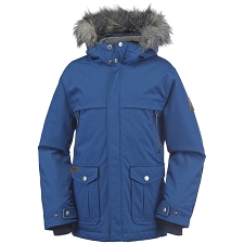 Columbia Barlow Pass 600 TurboDown Jacket Jr