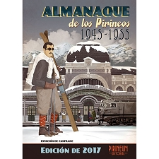 Ed. Pirineum Almanaque de los Pirineos 1945-1955