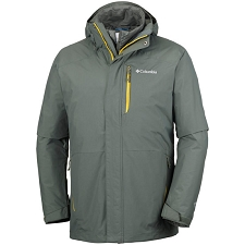 Columbia Element Blocker Interchange Jacket