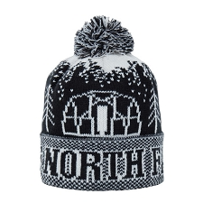 The North Face Fair Isle Pom Pom