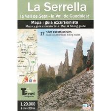 Ed. El Tossal Mapa La Serrella 1:20000