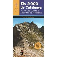 Ed. Cossetania Els 2900 de Catalunya