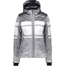 Campagnolo Satin Zip Hood Jacket W