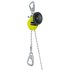 Edelrid ASG 300 HUB, con 30 M de cuerda