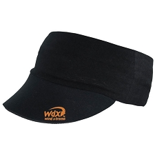 Wind X-treme Headband peak Ultrablack