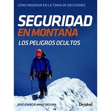 Ed. Desnivel Seguridad en montaña