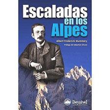 Ed. Desnivel Escaladas en los Alpes