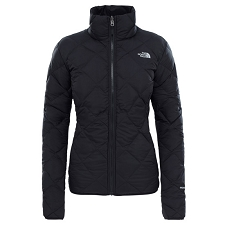 The North Face Zip-In Reversible Down Jacket W