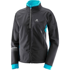 Salomon Lightning Warm Softshell Jacket W