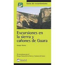 Ed. Desnivel Sierra y cañones de Guara