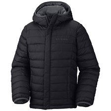 Columbia Powder Lite Puffer Black