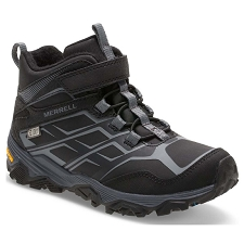 Merrell Moab FST Mid A/C Artic Grip Waterproof Jr
