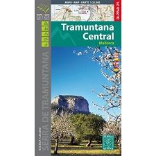 Ed. Alpina Mapa Tramuntana Central