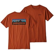 Patagonia P-6 Logo Oraganic T-Shirt