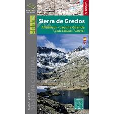 Ed. Alpina Sierra de Gredos 1:25000