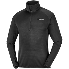 Columbia Mount Powder Half Zip