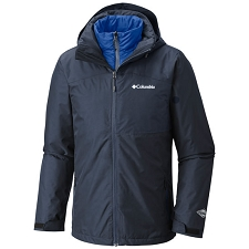 Columbia Aravis Explorer Interchange Jacket