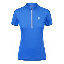 Montura Outdoor Trail Zip T-shirt W