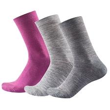 Devold Daily Light W Sock (Pack 3)