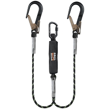 Fallsafe Double Lanyard With Energy ABS