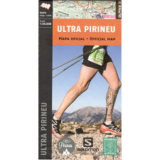 Ed. Alpina Mapa Ultra Pirineu 2018 1:30000