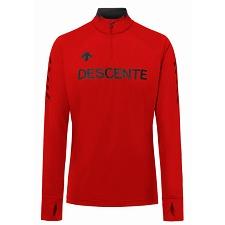 Descente Descente 1/4 Zip T-Neck Shirt