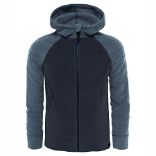 The North Face Glacier Full Zip Hoodie Jr (Recycled)