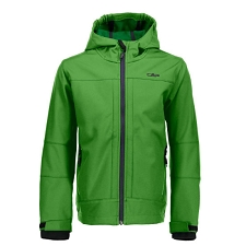Campagnolo Softshell Fix Hood Jacket Boy