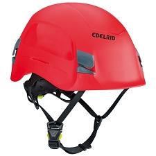 Edelrid Serius Height Work Rojo