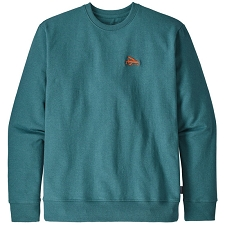 Patagonia Small Flying Fish Uprisal Sweater