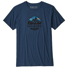 Patagonia Fitz Roy Scope Organic Cotton T-Shirt