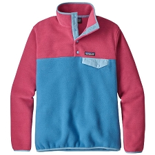 Patagonia Lightweight Synchilla Snap-T Pullover W