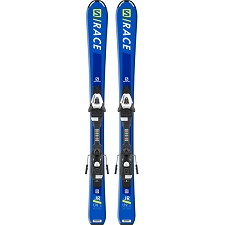 Salomon SKI SET E S/RACE Jr S + C5 J75 Bl
