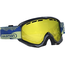 Salomon GOGGLES JUKE Black pop/Univ. Mid Yello