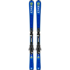 Salomon SKI SET E S/RACE RUSH Jr + L7 B80