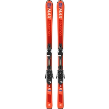 Salomon SKI SET E S/MAX Jr M + L7 B80 Oran