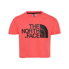 The North Face Cropped S/S Tee Girl