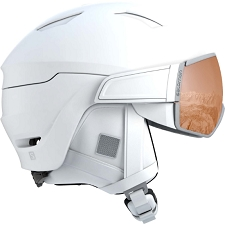 Salomon HELMET MIRAGE S White/UNIVERSAL
