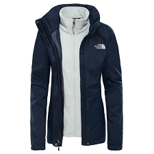The North Face Evolve II Triclimate Jacket W