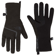 The North Face W GORE CLOSEFIT FLEECE GLOVE Tnf Black