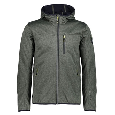 Campagnolo Softshell Fix Hood Jacket