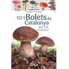 Ed. Cossetania 101 Bolets Catalunya