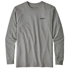 Patagonia L/S Fitz Roy Trout Responsibili-Tee