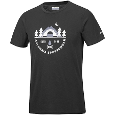 Columbia Nelson Point Graphic Tee