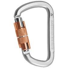 Rock Empire Steel Carabiner D Kl-3T