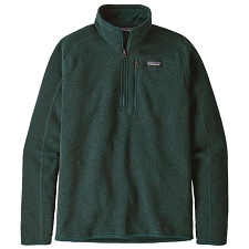 Patagonia Ms Better Sweater 1/4 Zip